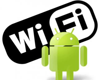 Android Cihazlar da Wi-Fi Bağlantısını Aktif Etme