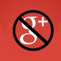 Google+ Tüketici Hesapları Kapatılıyor !