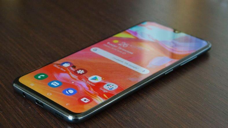 Samsung Galaxy A70s Format Atma Sıfırlama Reset 2