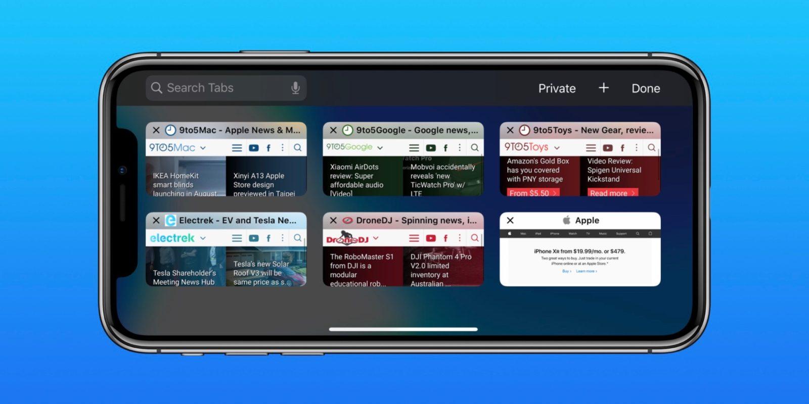 safari açık sekmeleri yer imlerine eklemek 2 - Safari'de Tüm Açık Sekmeleri Yer İmlerine Eklemek (iPhone, iPad)