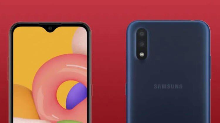 Samsung Galaxy A01 Format Atma Sıfırlama Yöntemi 6