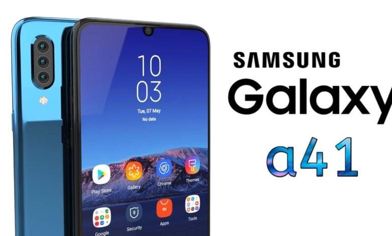 Samsung Galaxy A41 ve A31'in Kamera ve Batarya Özellikleri 4
