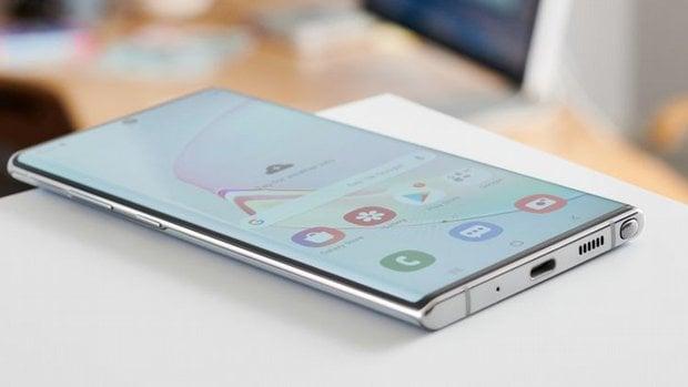 Samsung Galaxy Note 10 Plus Format Atma Sıfırlama Yöntemi 6
