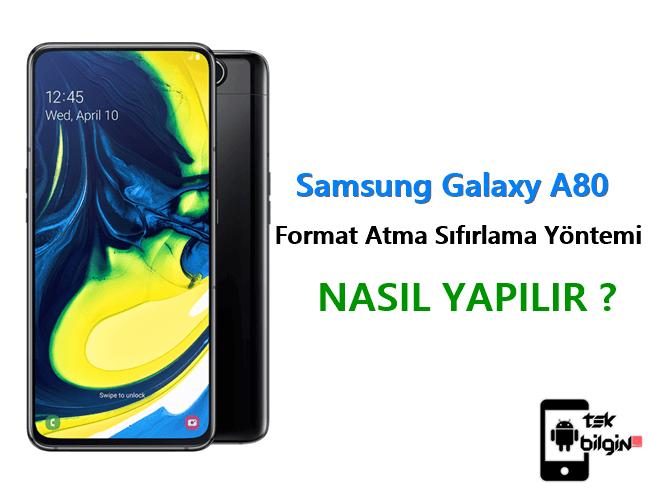 Samsung Galaxy A80 Format Atma Sıfırlama Yöntemi 15