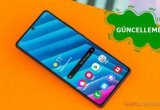 Samsung Galaxy S10 Lite, En son güncellemeyle birlikte UI 2.1 ve Nisan Yaması Alıyor