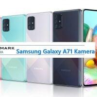 Samsung Galaxy A71 Hayal Kırıklığı Yaratan DxOMark Kamera Puanını Aldı