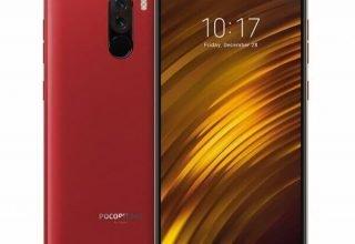 Xiaomi Pocophone F1 (128 GB) – Teknik Özellikleri