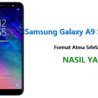 Samsung Galaxy A9 Star Lite Format Atma Sıfırlama Yöntemi