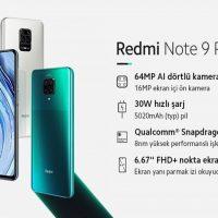 Redmi Note 9 Pro Türkiye Satış Fiyatı Belli Oldu