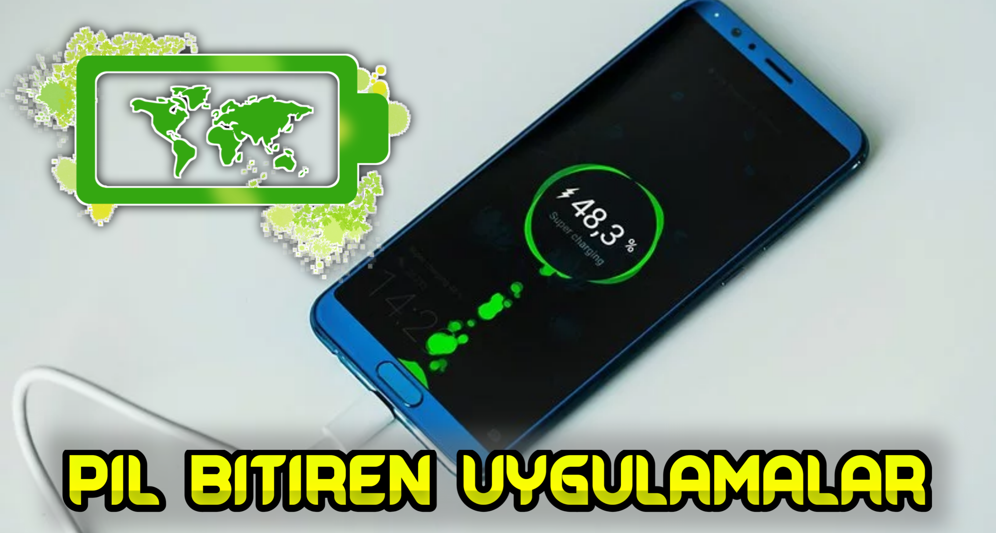 Akıllı Telefonun Pilini En Fazla Tüketenler ve Çözüm Yöntemleri