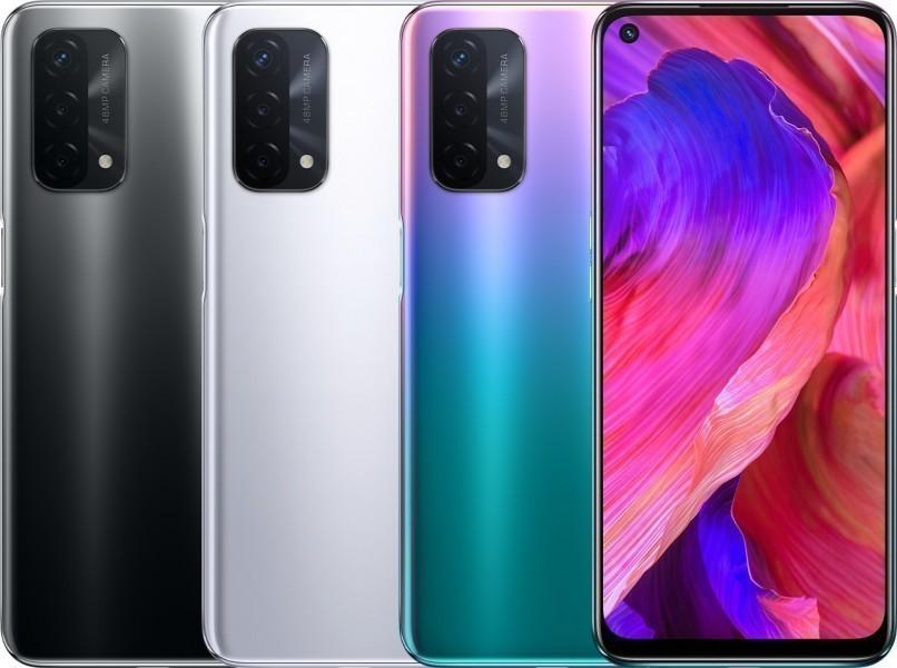 Oppo A93 5G Resmi Olarak Duyuruldu