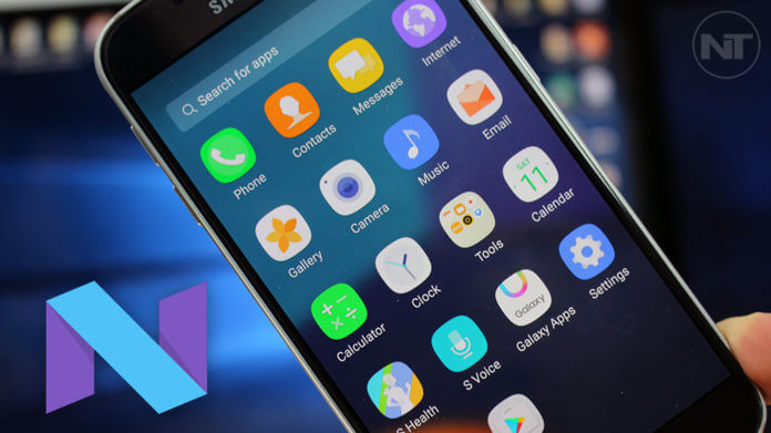 Samsung Galaxy S6 ve S6 Edge'e TWRP Yükleme – Android 7.0 Nougat