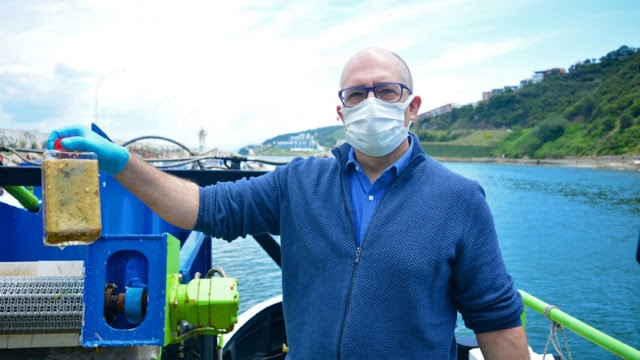 Türk Bilim İnsanları: Marmara Denizi'ndeki Müsilajı Ekonomiye Kazandırabiliriz